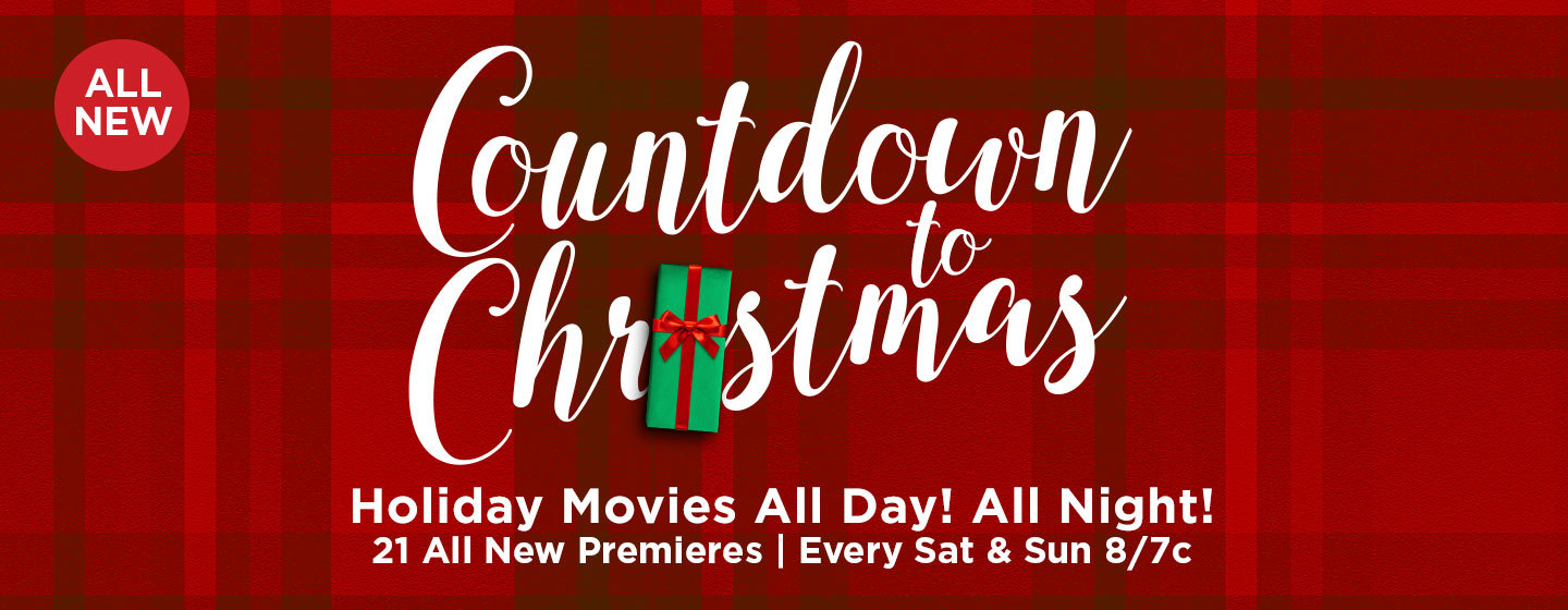 Countdown To Christmas Starts Now With The Hallmark
