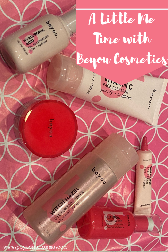 A Little Me Time with Beyou Cosmetics - Peyton's Momma™