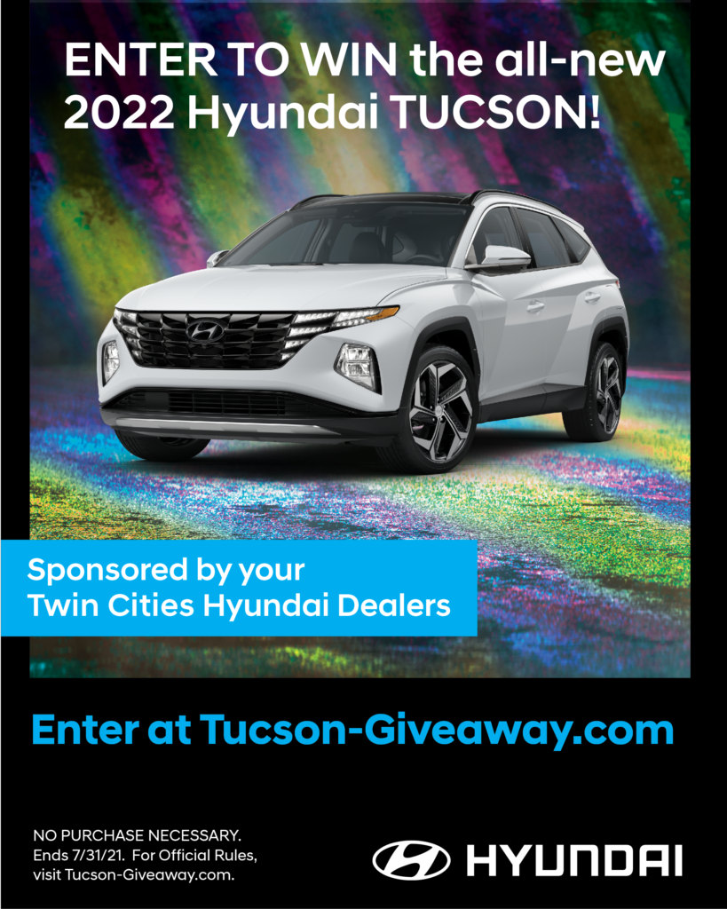 Check out the 2022 Hyundai Tucson and Enter to Win! - Peyton's Momma™