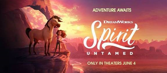 Spirit Untamed Opens in Theaters June 4th! - Peyton's Momma™