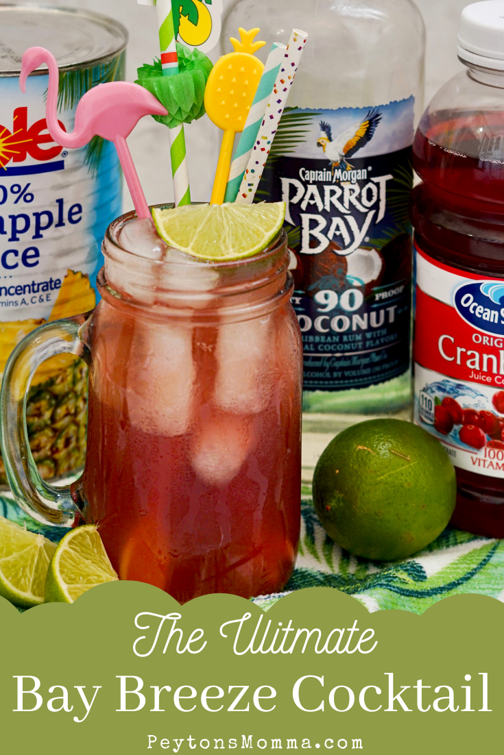 The Ultimate Bay Breeze Cocktail - Peyton's Momma™