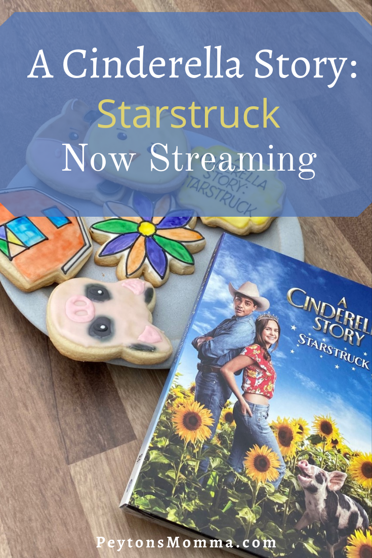 A Cinderella Story: Starstruck Now Streaming - Peyton's Momma™
